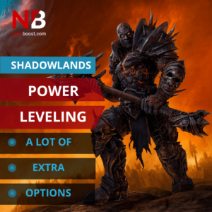 Buy WoW Shadowlands Leveling Services