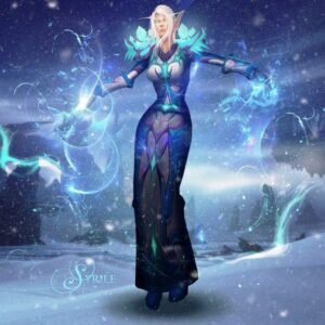 Frost Mage the Best covenant medium